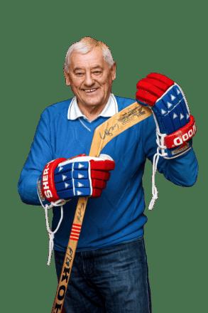 30215b569 Hokejová legenda Jozef Golonka si nedáva servítku pred ústa. V diskusnej  relácii vždy v pondelok rozoberie každú horúcu tému, ktorá naozaj hýbe  našim ...